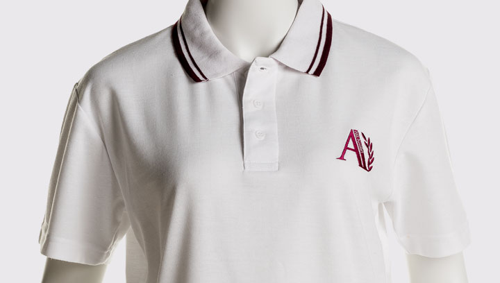 Secondary Polo Shirts